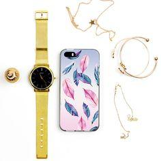 #boho #style #case #pastels #etuo http://www.etuo.pl/kolekcje-etui-boho-folk-dreamcatcher