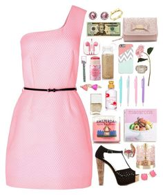 """Natalia - $1,042.25"" by shazellove on Polyvore featuring Victoria, Victoria Beckham, Twenty, Kate Spade, PhunkeeTree, Sia, tarte, Pacifica, Lilly Pulitzer, Kendra Scott and Nails Inc."