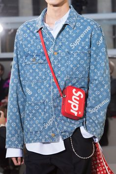 Another cool link is CallMeAHomo.com Louis Vuitton x Supreme