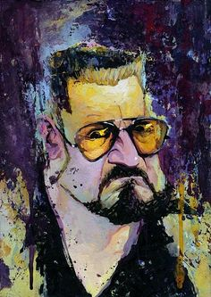 Jim Pellegrino - John Goodman in The Big Lubowski as Walter Sobchak