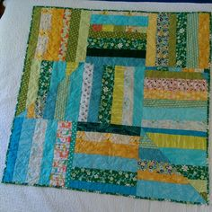 Baby quilt blues