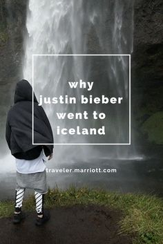 Read the exclusive story of Justin Bieber's first trip to Iceland.