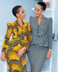 In this Nigerian Dress App, You can discover latest and Trending African Dressing styles. In this Nigerian Dress App, You can discover latest and Trending African Dressing styles. Ankara Skirt And Blouse, Ankara Dress Styles, African Print Dresses, African Dress, Blouse Styles, African Fashion Ankara, African Print Fashion, Nigerian Fashion, African Attire