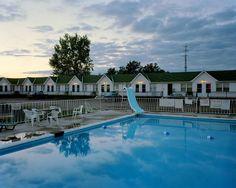a-1 motel 2005, photograph by alec soth #americanapparel #pinatripwithaa