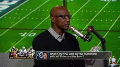 Eric Dickerson on what happened with Jeff Fisher  | THE HERD (FULL INTER...