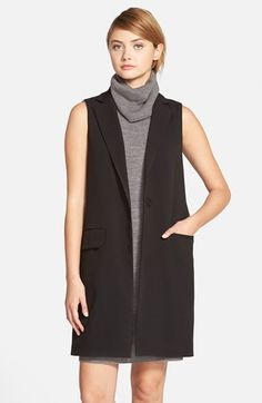 cupcakes+and+cashmere+'Fairfax'+Vest+available+at+#Nordstrom