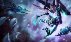 Elise | League of Legends http://www.helpmedias.com/leagueoflegends.php