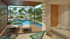 Finest Playa Mujeres by Excellence Group Swim Up room