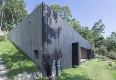 Galería de Casa de tejado inclinado / BCHO Architects - 13