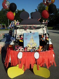 Pokemon Trunk Or Treat Ideas For Cars