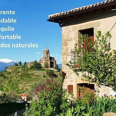 Casa Larriero de Olsón,Casas rurales (alquiler íntegro),Olson,Aínsa-Sobrarbe,Huesca,España