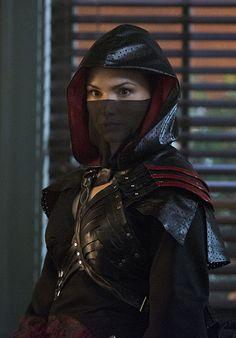 Arrow 3x16 The Offer - Nyssa al Ghul