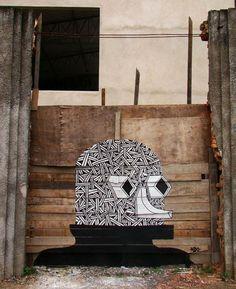 30 Examples of Graffiti & Street Art  South America