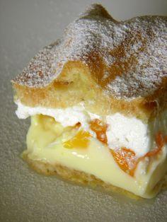 Karpati kolač Albanian Recipes, Croatian Recipes, Baking Recipes, Cake Recipes, Dessert Recipes, Desserts, Brunch Recipes, Sweet Recipes, Kolaci I Torte