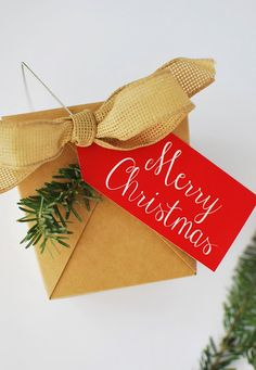 Holiday Gift Tags | Free Printables