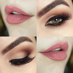 Tips To Master Dewy, Glowing Winter Makeup Beautiful Eye Makeup, Love Makeup, Makeup Art, Prom Makeup, Bridal Makeup, Wedding Makeup, Eyeliner, Eyeshadow, Beauty Make-up