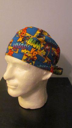 Superman DC Comics Whap Bam Super Hero Tie Back by TipTopLids