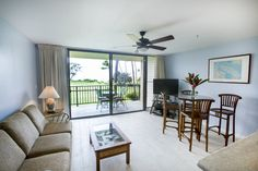 Front-Row Direct Oceanfront, beautifully renovated, quiet and private yet central to all of Maui. Luana Kai A-202 is listed by Sam Utley, R(S), just steps across a lush green lawn to a lightly used long white sand beach. Unobstructed panorama of the Pacific Ocean, Ma'alaea Bay, outer islands, West Maui Mountains and stunning sunsets year-round from your living area and private lanai. Ideal for watching whales, surfers and wind sports. For more see MLS #368810 islandsothebysrealty.com