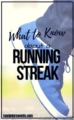 Try a running streak to set yourself up for fitness success! This 30 day running challenge is perfect for any runner – beginner, intermediate or advanced. Use the running streak goal tracker to log your miles and conquer your goals each day. Running Humor, Running Motivation, Running Training, Running Gear, Interval Running, Running Workouts, Fun Workouts, Running For Beginners, How To Start Running