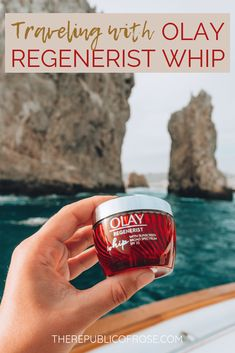 Traveling with the Olay Regenerist Whip Travel Gadgets, Travel Hacks, Travel Ideas, Budget Travel, Travel Beauty Routine, Copenhagen Travel, Travel Packing, Packing Tips, Solo Travel