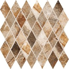 Free Shipping when you buy Marazzi Vesale Stone 3-1/2 x 2 Decorative Diamond Mosaic in Rust at Wayfair - Great Deals on all Home Improvement products with the best selection to choose from!