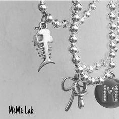 ●●● Dettagli ●●● Nuova collezione bracciali www.memelabaccessori.com