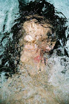 NORIKO YABU - 藪 乃理子   Noriko Yabu's Remarkable Underwater Nude Self Portraits (NSFW) - Feature Shoot