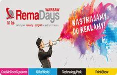 REMA DAYS 2014 CZYLI WKRĘĆ SIĘ W REKLAMĘ