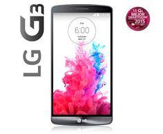 ¡Chollo! Smartphone LG G3 – 4G Quad HD de 5,5″ por sólo 291 euros.