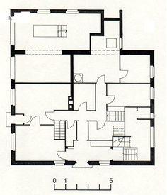 Plans of Architecture (Adolf Loos, Tribune Tower, 1922