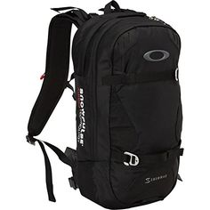 996825b654 Amazon.com  Oakley Snowmad R.A.S. 15 Backpack - 915cu in Black