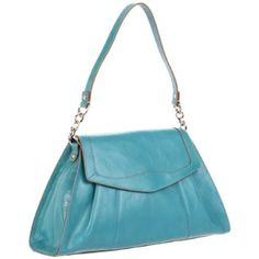HOBO INTERNATIONAL Catarina Shoulder Bag,Azure,One Size $248.00