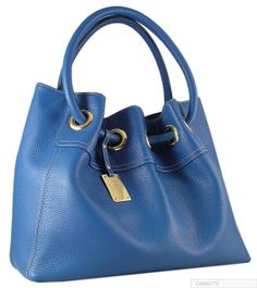 Woman hand bag casual chic made in Italy genuine leather boutique bag  bluette cappuccino black Beautiful d2cc7de7f2151