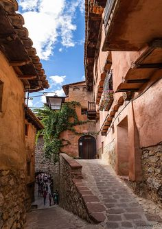 Albarracín  Teruel  Spain