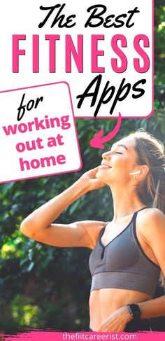 No gym, no problem! If you need an effective home workout plan, look not further than these top 5 workout apps, plus a bonus free option! You'll be squatting your way to health in no time. #fitnessapps #fitnesshacks #homeworkout #exercisetips Gym For Beginners, Workout Routines For Beginners, Fun Workouts, At Home Workouts, Exercise Routines, Free Workout Programs, Free Workout Apps, Workout Videos, Health And Fitness Apps