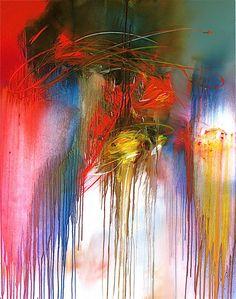 """(""""The queen"""", by Gerard Stricher (2009)"""