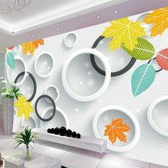 Wallpaper Designs For Walls, 3d Wallpaper Mural, 3d Wallpaper Living Room, Wall Stickers Wallpaper, Photo Wallpaper, Wall Painting Living Room, Wall Painting Decor, 3d Wall Decor, Living Room Art