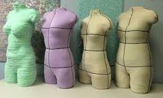 Resultado de imagen de making a dress form