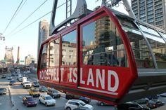 Roosevelt Island, un endroit insolite à New York