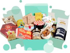 Try The World - Gourmet food subscription box - Foods from around the world delivered to your door!