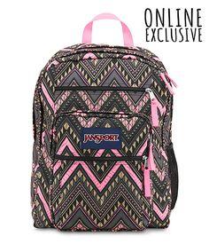 Big student backpack from jansport