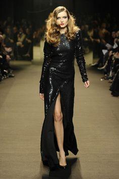 Alexandre Vauthier - Haute Couture Spring Summer 2011 - Shows - Vogue.it