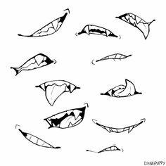 Drawing Ideas Sketches Mouths 37 Best Ideas Zeichnen von Ideen Skizzen M Drawing Techniques, Drawing Tips, Drawing Tutorials, Art Tutorials, Drawing Ideas, Sketch Ideas, Drawing Stuff, Anime Drawings Sketches, Easy Drawings