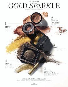make up collage