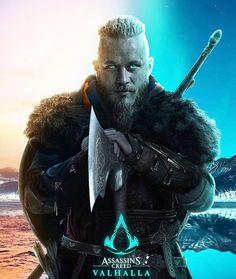 Vikings Ragnar, Rei Ragnar, Ragnar Lothbrok Vikings, Vikings Tv Show, Arte Viking, Viking Men, Viking Warrior, Viking Runes, Valhalla Viking