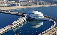Terminal de Cruzeiros do Porto de Leixões, Matosinhos - Fique a conhecer os tesouros do Douro Litoral em: www.asenhoradomonte.com