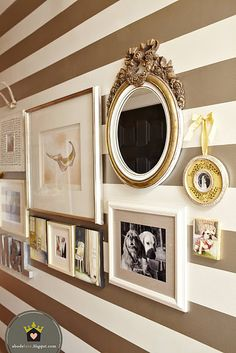 I want to do this in my house but I wouldn't know what room. Seems a little dramatic for the condo...