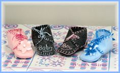 Linda Walsh Originals Dolls and Crafts Blog: Just Released New Handmade Baby Shower Decorations and Gifts by Linda Walsh