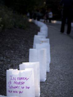 Out of Darkness 2013 #memorials #walk #suicide #awareness #afsp #cincinnati #sawyerpoint