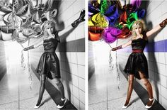 Kelly Clarkcon colored